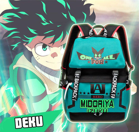 midoriya izuku backpack
