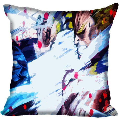 My Hero Academia Pillow All Might vs All For One
