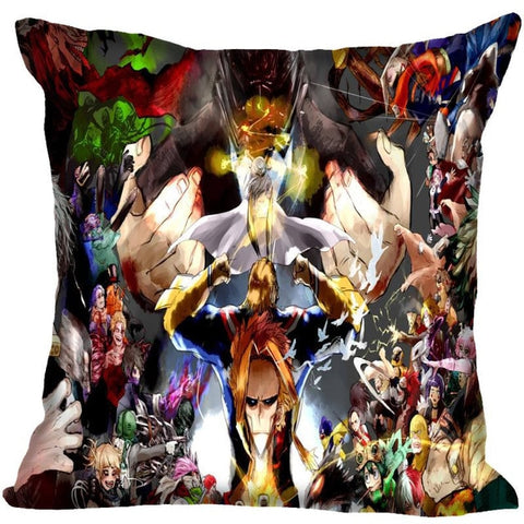 all might bnha pillow