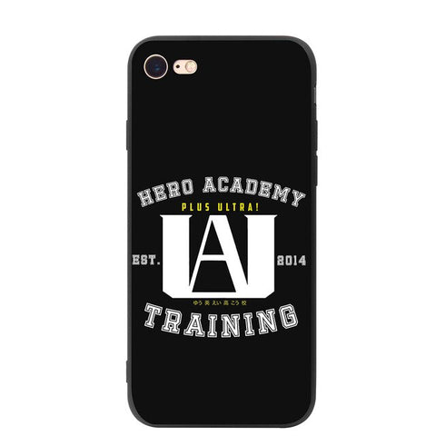 my hero academia iphone 7 case