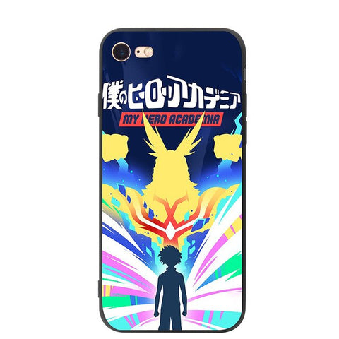 My Hero Academia iPhone Case One For All