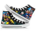 My Hero Academia Shoes Class 1-B Marathon