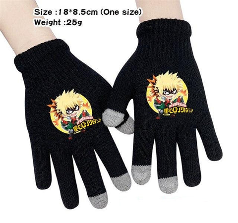 My Hero Academia Glove Bakugo