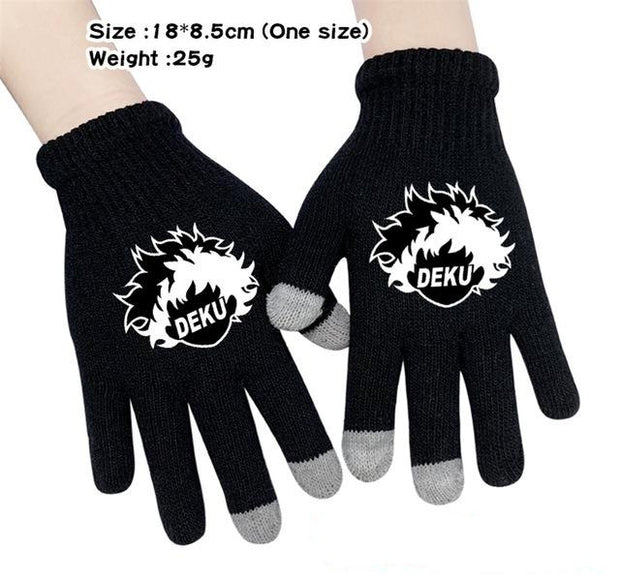 deku gloves