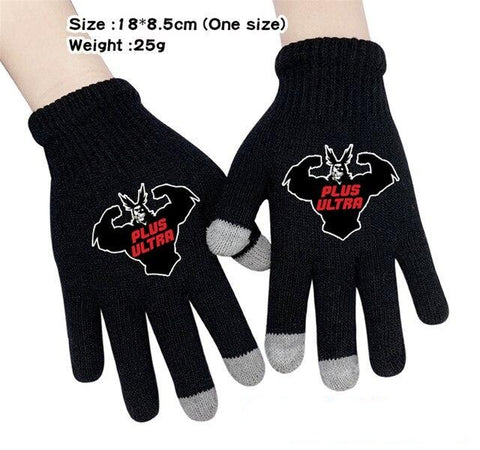 My Hero Academia Plus Ultra Gloves