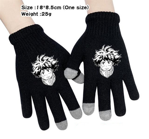 bnha izuku gloves