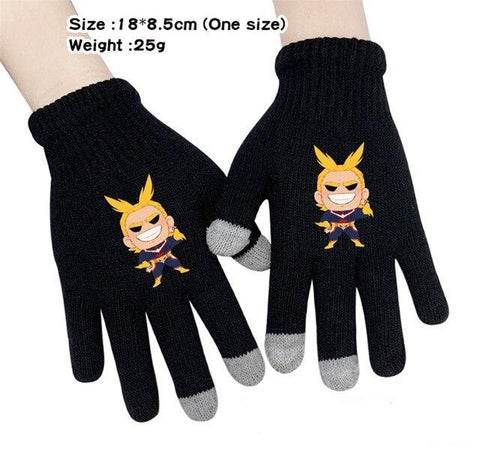bnha all might gloves