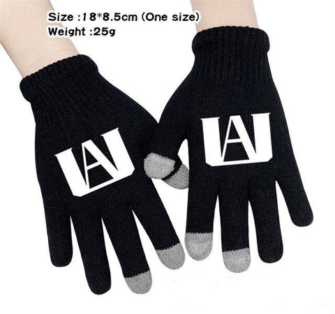 my hero academia ua gloves