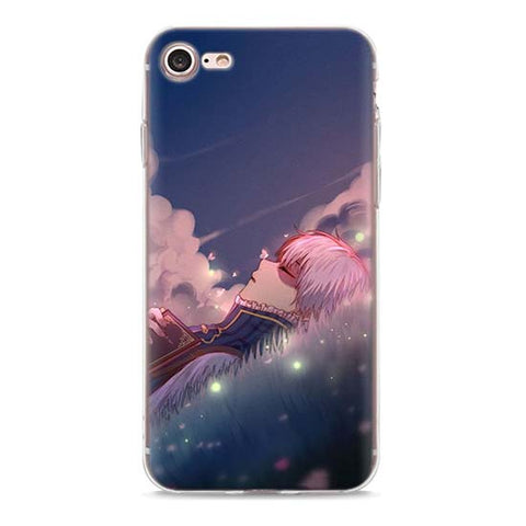 My Hero Academia iPhone Case Sleeping Shoto