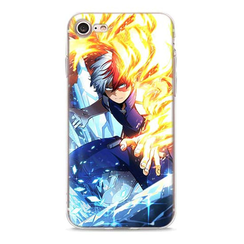 My Hero Academia iPhone Case Shoto