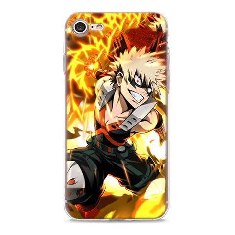 My Hero Academia iPhone Case Bakugo