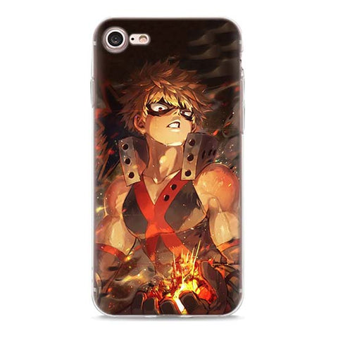 My Hero Academia iPhone Case Katsuki Bakugo