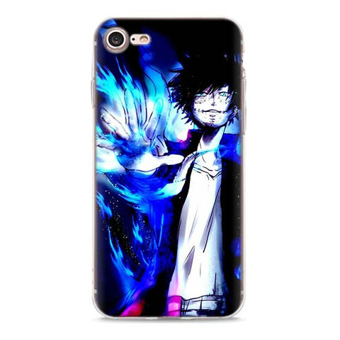 My Hero Academia iPhone Case Cremation