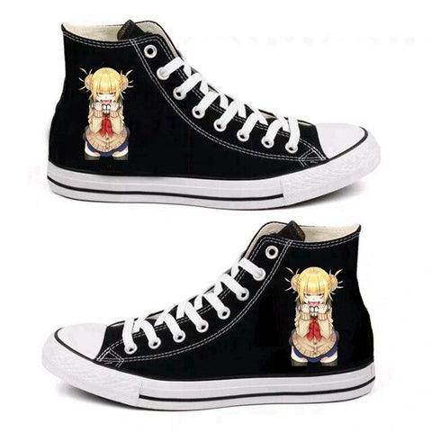 My Hero Academia Shoes Himiko (Black)
