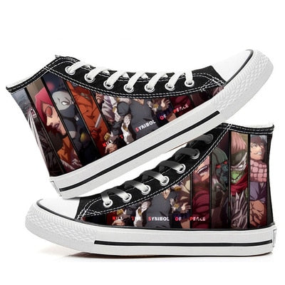 My Hero Academia Shoes Vilains
