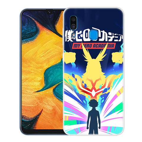 My Hero Academia Samsung Case The Legacy