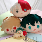 my hero academia mochibi plush