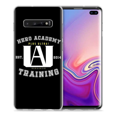 My Hero Academia Samsung Case U.A. High School