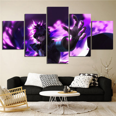 dabi wall art
