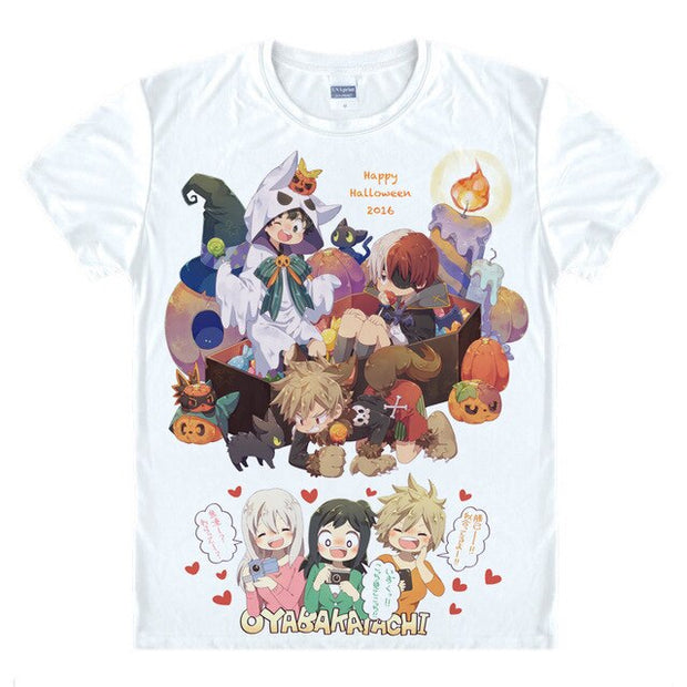 my hero academia youth shirt