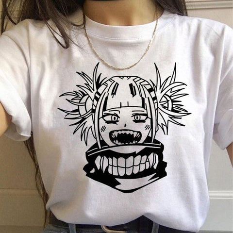 My Hero Academia Women Shirt Himiko