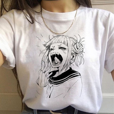 My Hero Academia Women Shirt Sleepy Himiko