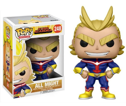 all might funko pop