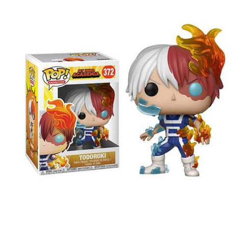 shoto todoroki funko pop