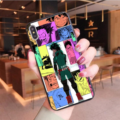 My Hero Academia iPhone Case New Era