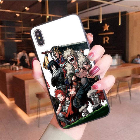 My Hero Academia iPhone Case Medieval Class 1-B
