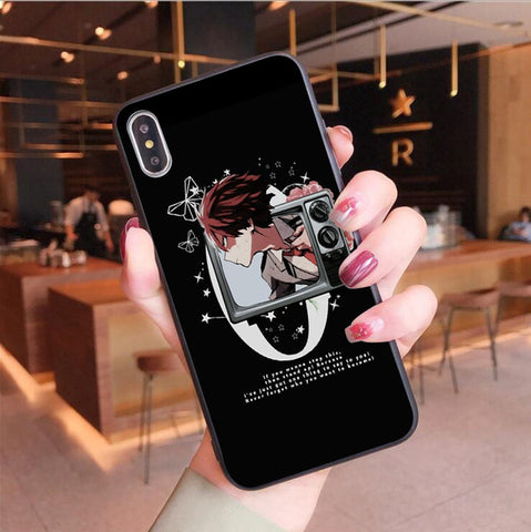 bnha iphone xr case
