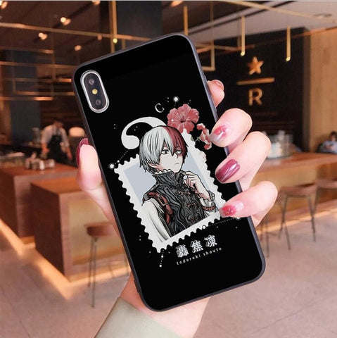 My Hero Academia iPhone Case Medieval Shoto