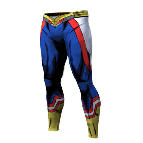 all might leggings