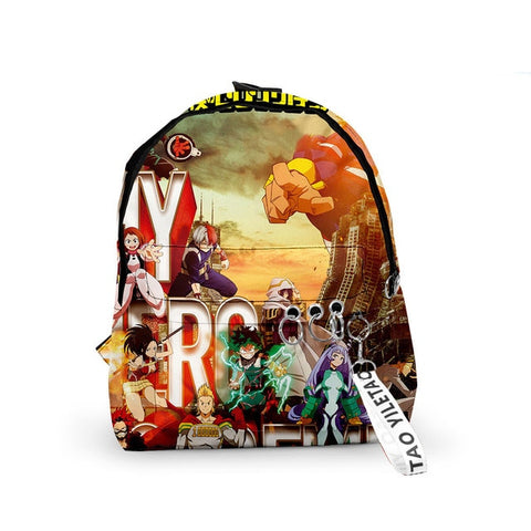 My Hero Academia Backpack My Hero