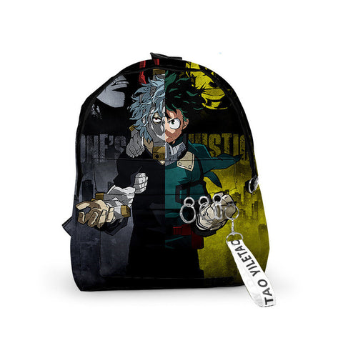 boku no hero academia backpack