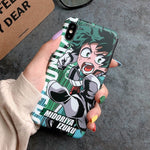 My Hero Academia iPhone Case Midoriya Izuku