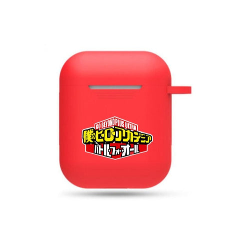 My Hero Academia AirPod Case Logo (Red)