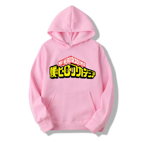 my hero academia sweat