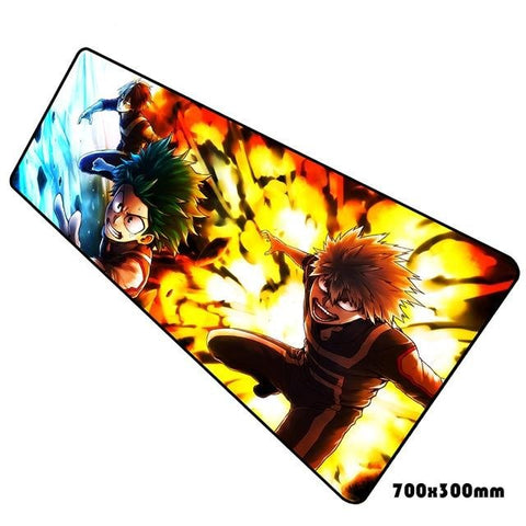 mouse pad bnha