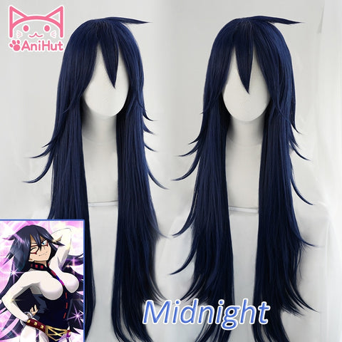 midnight bnha wig