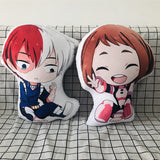 shoto todoroki anime plush