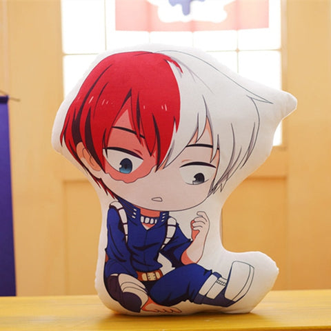 shoto todoroki plush