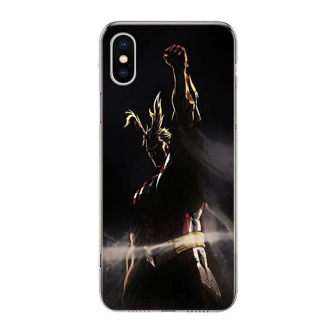 My Hero Academia iPhone Case All Might Victory Pose