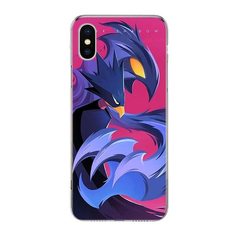 My Hero Academia iPhone Case Fumikage Tokoyami