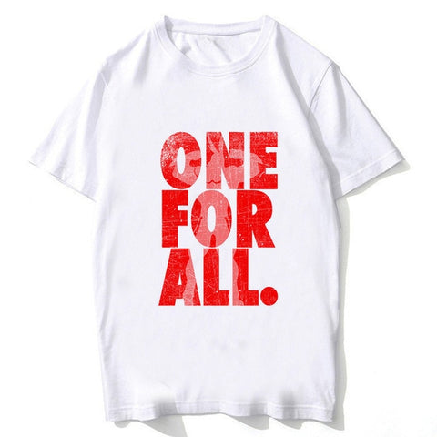 one for all tee shirt