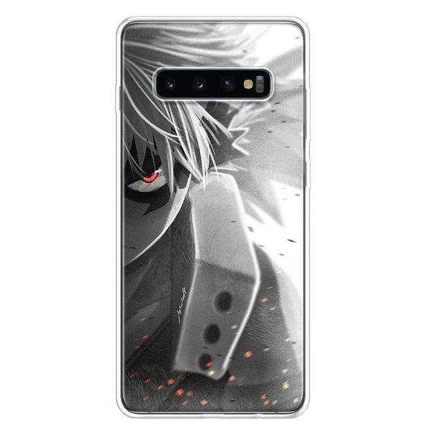 My Hero Academia Samsung Case Bakugo Serious Eye