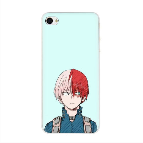 My Hero Academia iPhone Case Hesitating Shoto