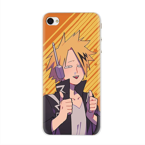 My Hero Academia iPhone Case Funny Denki