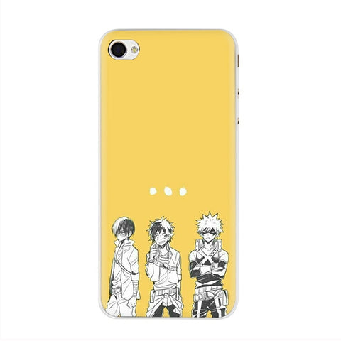 My Hero Academia iPhone Case Monster Trio