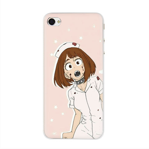 My Hero Academia iPhone Case Uraraka Nurse